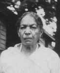 Rhoda REEVES/LESLIE -- Emancipated from slavery in 1865 in Lowndes County AL.